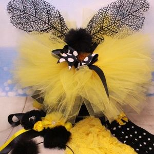 Busy Bumble Bee Costume